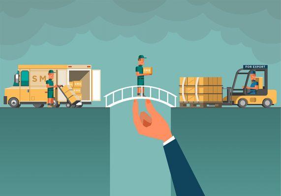 Cómo exportar: concepto de mercado, rutinas y logística